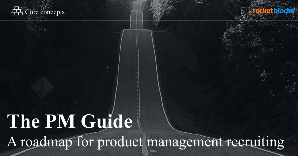 Product Management Getting Started Guide: How to break into